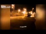 [LiveLeak Video] Saudi Arabia  New Speed Bump  Fun Time