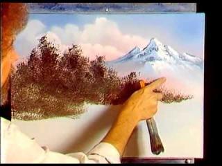 Учимся рисовать как боб росс