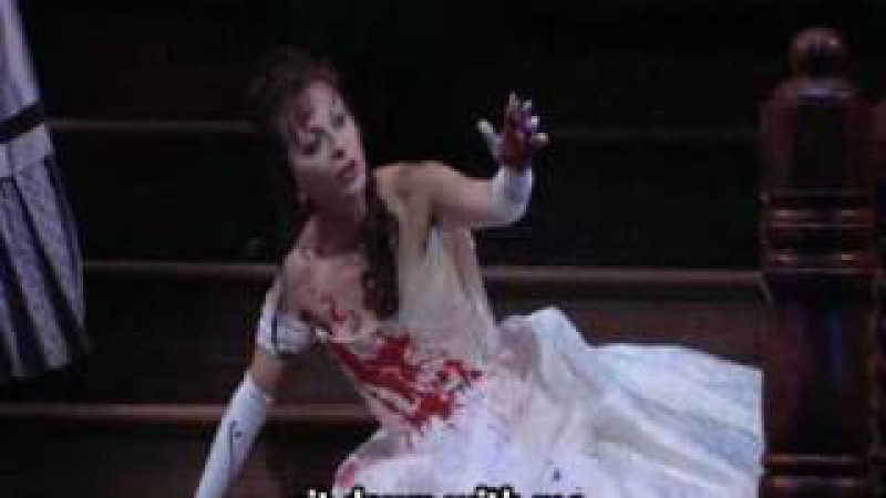 dessay mad scene Lucia di lammermoor  the opera of course culminates with lucia's mad scene, and dessay's descent into madness is a thing to behold.