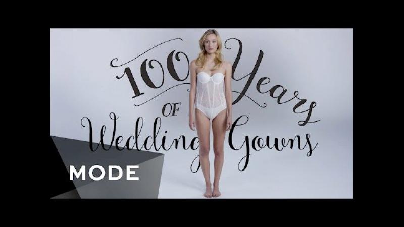100 Years of Fashion Wedding Dresses ★ Glam.com