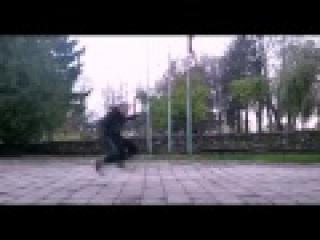 Самый крутой танец гопника