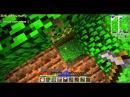 Играю в Minecraft на сервере ZCMZ - вторая кровь