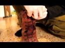 Армейская шнуровка.