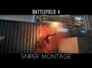 Beautiful Battlefield 4 - PC Sniper Montage by Tricker | 4K Resolution