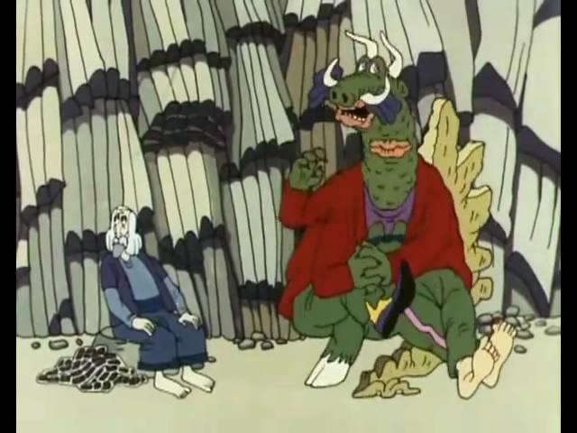 Ух ты говорящая рыба Арменфильм 1983г