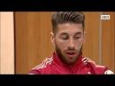 """Ramos: """"Los aficionados se merecen que los jugadores demos la cara"""". Cadena SER"""