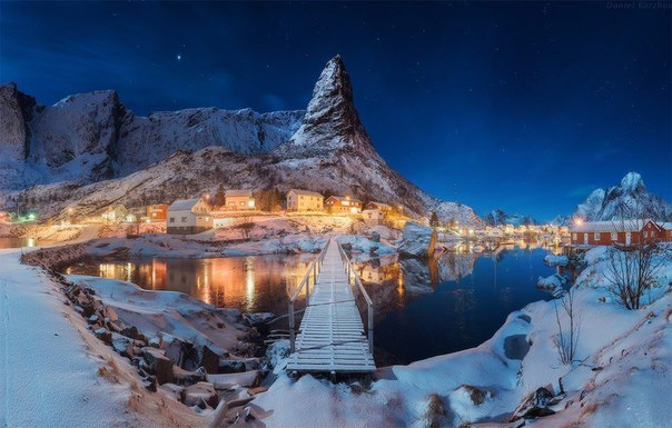 Остров Сенья, Норвегия