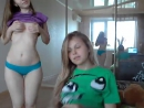Young Lesbie Web Cam Girl