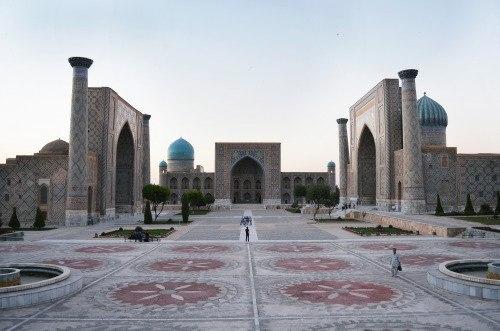 Самарканд,Узбекистан