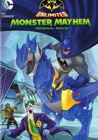 Batman Unlimited: Monstermanía