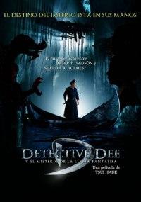 El Detective Dee y el misterio de la llama fantasma