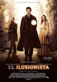 El ilusionista (The Illusionist) ()