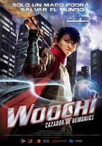 Woochi, cazador de demonios