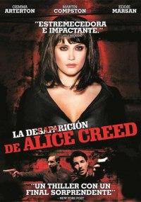 La desaparición de Alicia Creed