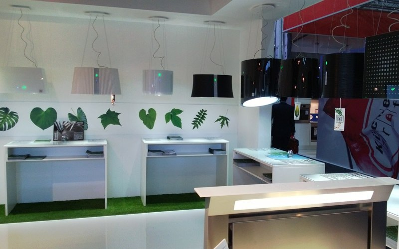 falmec showroom