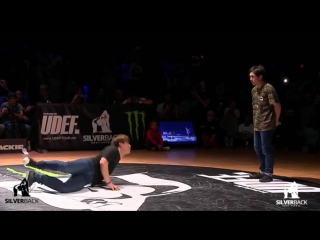 ISSEI vs THESIS | FINAL | UNDISPUTED WORLD BBOY MASTERS 2016