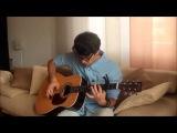Bangarang - Skrillex feat. Sirah (Fingerstyle guitar cover) + FREE TABs