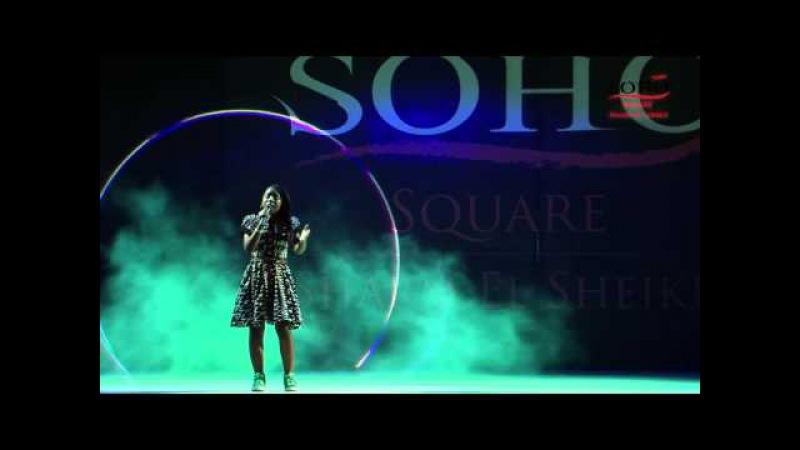 Asanda Jezile Egypt Performance Video 2013