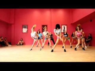 танец под песню Бейонсе Beyonce)