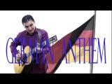 Enyedi Sándor. Deutsche Nationalhymne. Fingerstyle Guitar Cover