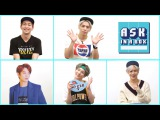 ASK IN A BOX SHINee(