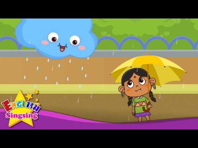Rain, rain, go away - Nursery Popular Rhyme for Kids - Cartoon Animation Rhymes Children Song
