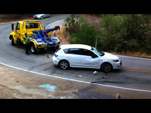 You have to be kidding me Tow Truck Fail Original Video