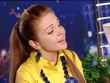 Марина Девятова в программе Выше крыши
