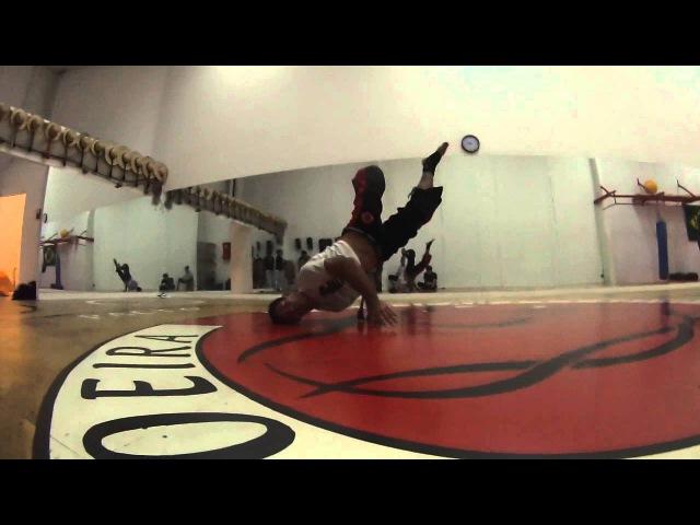 Not Giving In Capoeira Abolicao Costa Rica