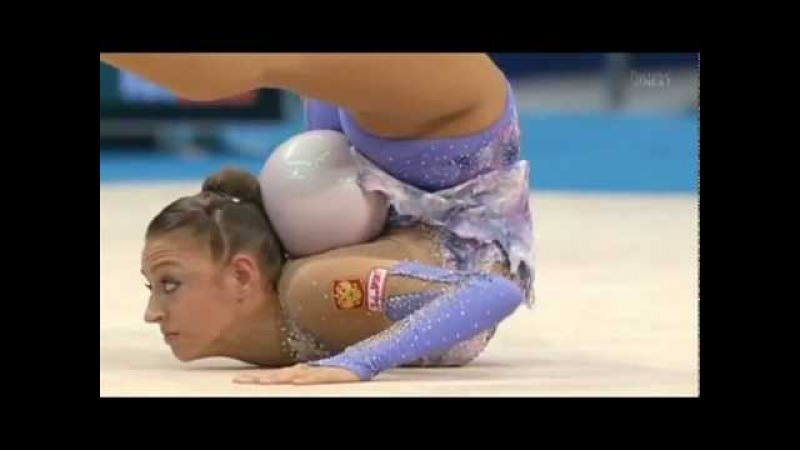 Evgenia Kanaeva - Ball (Mie RG WC 2009 Day4)