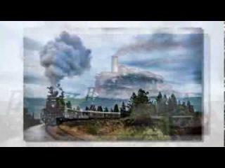 Поезд оставил дымок Р.Григорян.