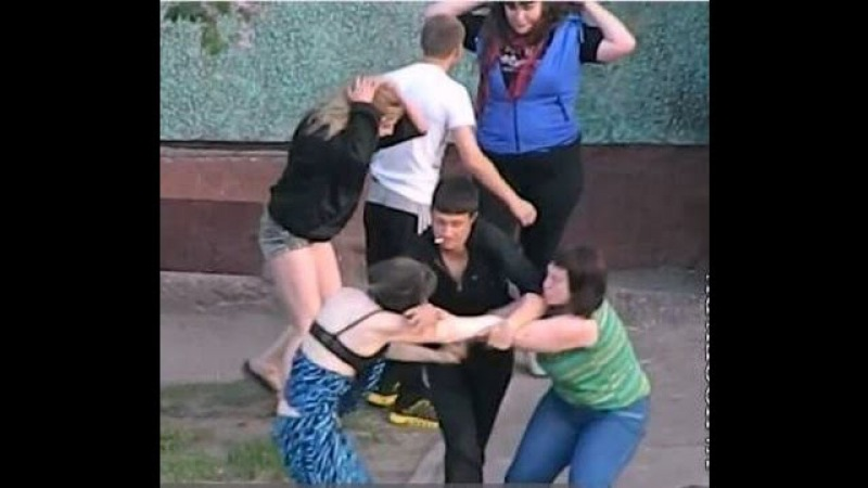 Беженцы с Украины - Понаехали и получили кизды!