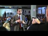 Mr bean   Disaster movie   airport gun scene 1