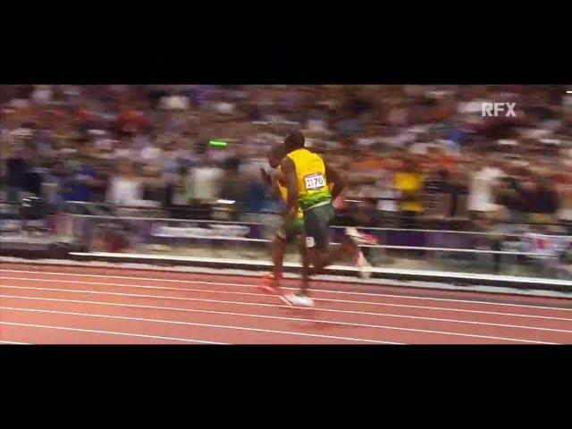 Usain Bolt Fast As Lightning 2012 HD