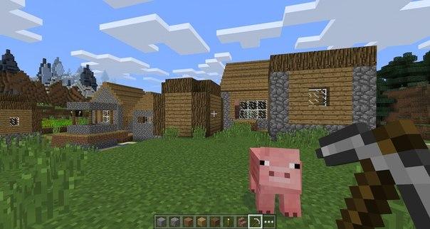 Minecraft переиздадут на Windows 10