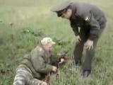 В армии матом не ругаются, а разговаривают