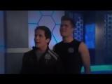 Lab Rats _ Season 4 Episode 6 _ Simulation Manipulation | Подопытные: бионический остров 6 серия.