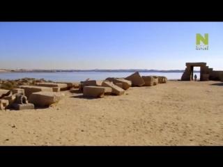 Тайны мировых озер / La vie secrete des lacs (2015)   01. Озеро Насер. Вода в сердце пустыни