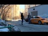 Красавица повелась на машину -ИЛИ ПРОСТО ШКУРА