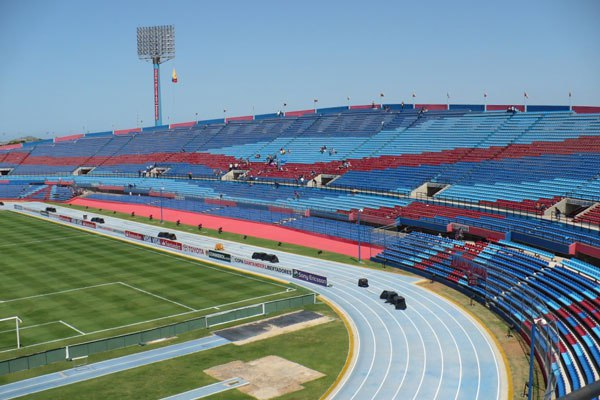 "Стадион ""Хосе Паченчо Ромеро"" (Estadio Olímpico José Encarnación ""Pachencho"" Romero), Маракайбо"