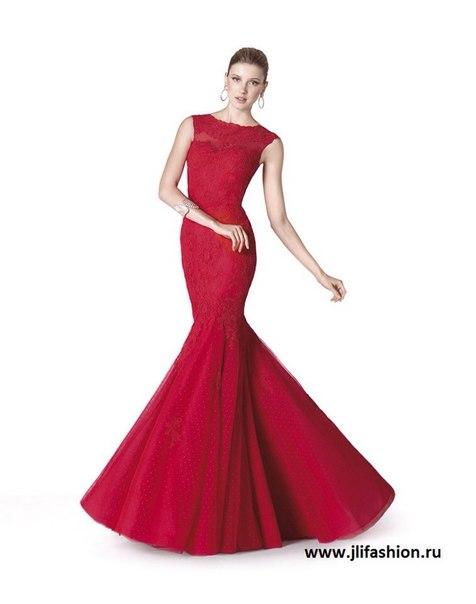 Платье в пол вишневого цвета
