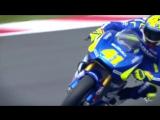 MotoGP Гран-При Великобритании 2015: Suzuki
