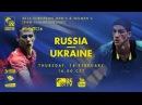 Badminton - Vladimir Malkov (RUS) vs Dmytro Zavadsky (UKR) - Group Stage, EMTC 2016