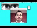 Gaze Point Estimation (Eye tracking) using single low-cost web-cam