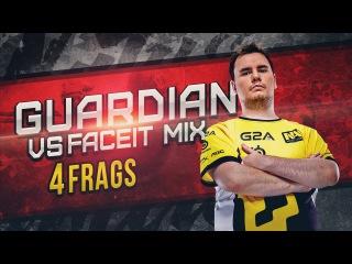 GuardiaN vs Faceit Mix @ Faceit Mix Game
