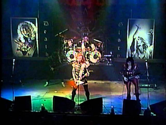 Running Wild LIVE Death Or Glory