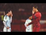 Cristiano Ronaldo & Leo Messi ● Great Moments Together HD