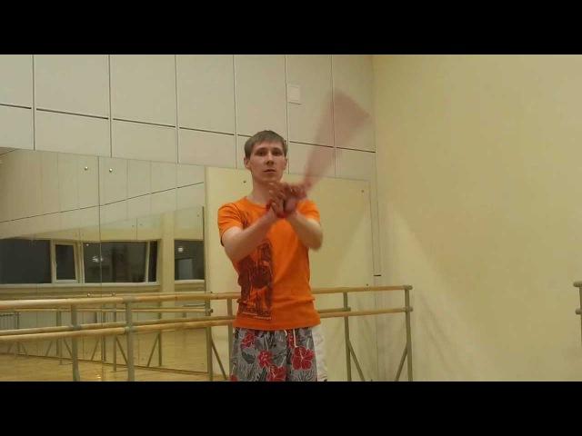 Видео уроки поинга: Спираль (спирел) - Spiral