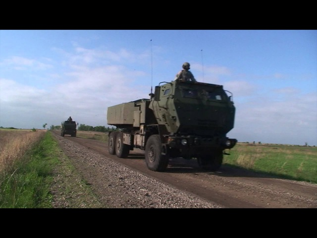 HIMARS In Action