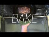 Как готовить стейк,  на чугунной сковороде.
